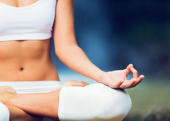 Meditation for weight loss: Lessen Stress