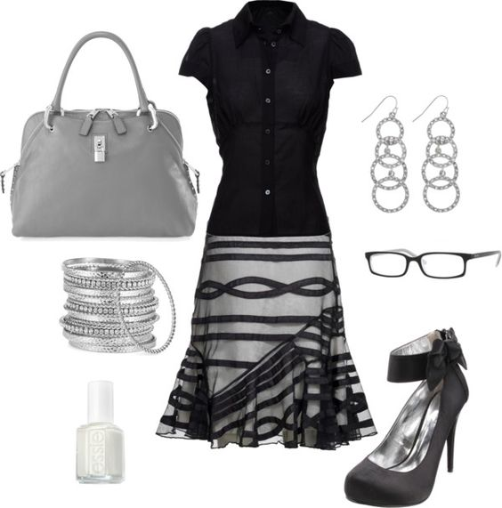 """Work"" by bbs25 on Polyvore"