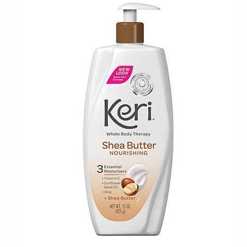 Keri Shea Butter Lotion Is A Trusted Product For The Rejuvenation Of Severely Dry Skin This Shea Butter Lotion Fe Shea Butter Lotion Butter Lotion Shea Butter