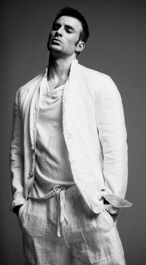 Chris Evans #babe #handsome #celebrity