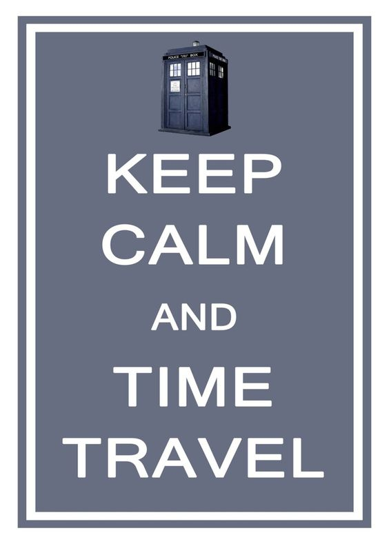 Keep Calm and doctor whoo | Keep Calm and Time Travel Doctor Who | •| allons-y |• | Pinterest