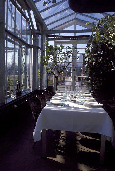 Restaurant en Kwekerij De Kas - Amsterdam - Ruimtes