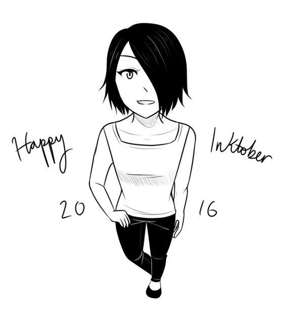 Happy Inktober 2016 everyone!