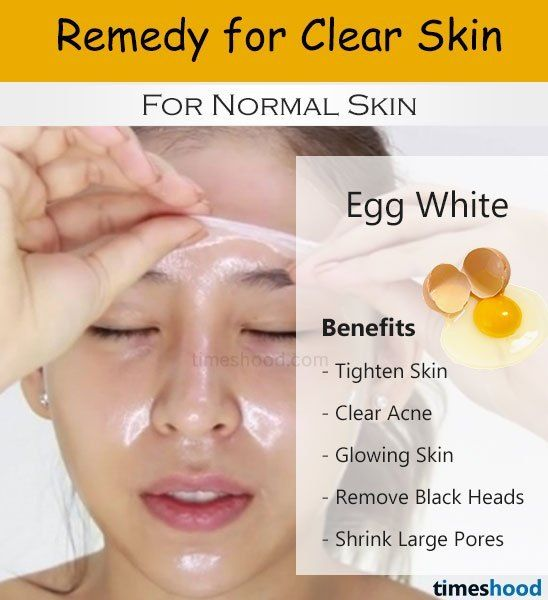 ways to get clear skin