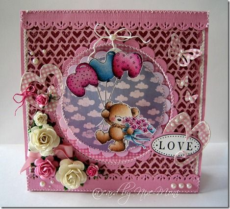 LOTV - Teddy For Mum - http://www.liliofthevalley.co.uk/acatalog/Stamp_-_Teddy_-_For_Mum.html