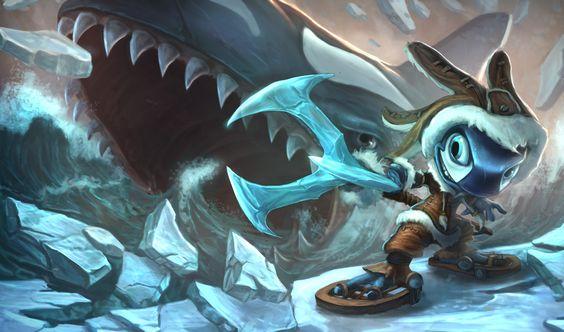 Fizz | League of Legends