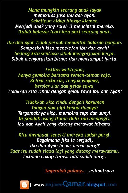 Doa Doa Dari Al Quran Untuk Ibu Ayah Ayah Ibu Qur An