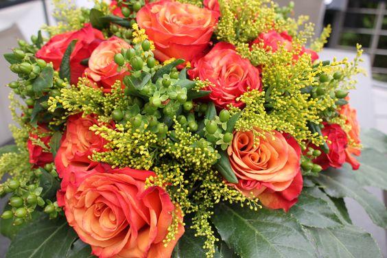 Rosenstrauß für jeden Anlass von Blumenstängel by Susanne Mangold.