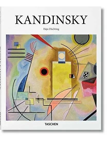 Kandinsky : Hajo Düchting - $ 2.033,00 en Mercado Libre