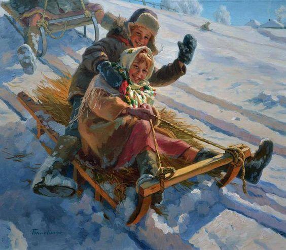 Eugeni Balakshin | Maria Lang