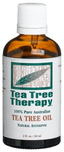 Tea Tree Therapy 100% Pure Australian Tea Tree Oil, 2-Ounce Bottle >>> Insider's special review you can't miss. Read more : aromatherapy oils