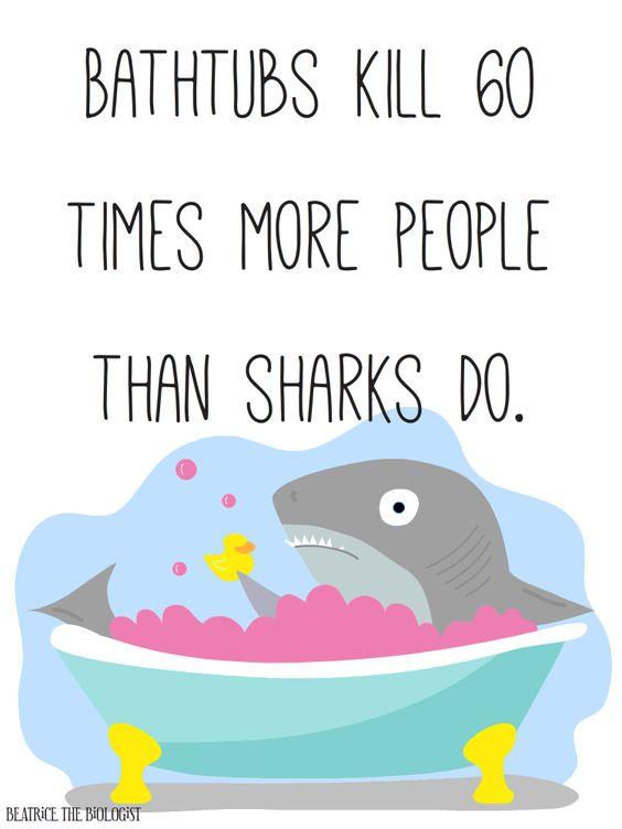 OMG I made a gif! Happy Shark Week!