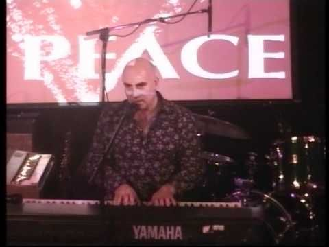 PEACE in OUR LIfetime - Tony Moore ~ HIGGS BOSON Explained in SONG -The Quark, Quantum - LOVE