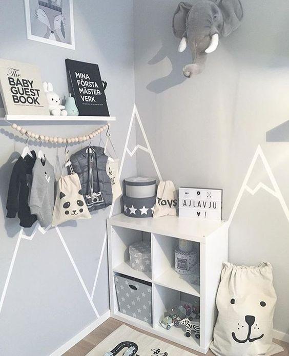 Adorable Modern Kids Room