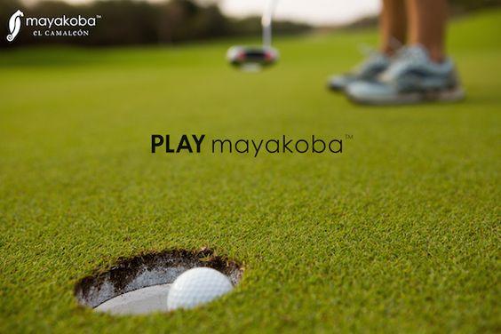 Acabas de meter el ultimo putt en el hoyo 18 del @mayakobagolfcourse... es hora de #KOBArestaurant  #PLAYmayakoba #golf #PGATOUR #OHLclassic #Lujo