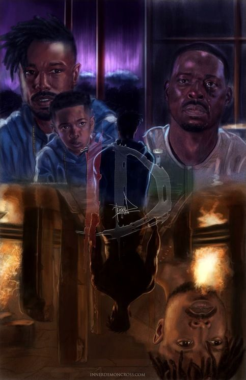 Black Panther Ancestral Plane Wallpaper : black, panther, ancestral, plane, wallpaper, Killmonger, Ancestral, Plane, Inner, Demon, Demons,