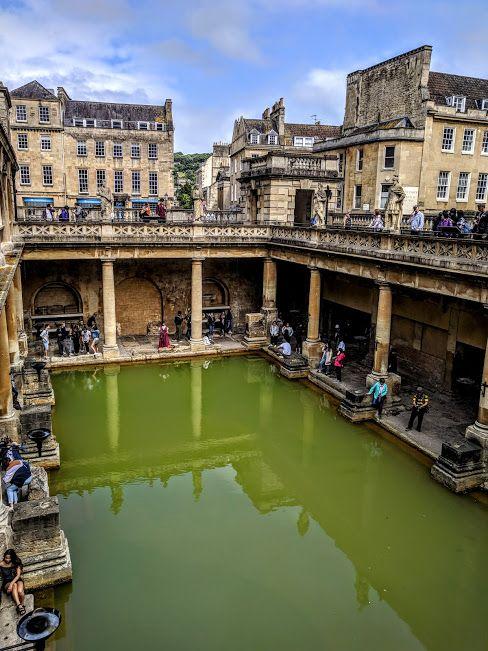 Roman Baths Rectangular Pool Plunge Pool Spa Water