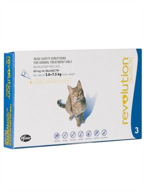 Revolution Flea Control for Dogs & Cats. Save $$$ on Revolution at Pet Shed