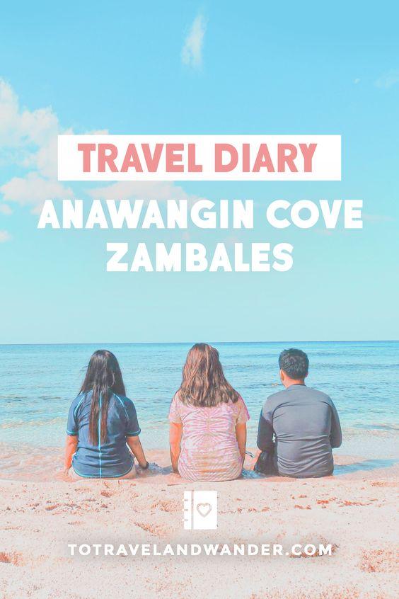 Travel Diary: Anawangin Cove Zambales Philippines