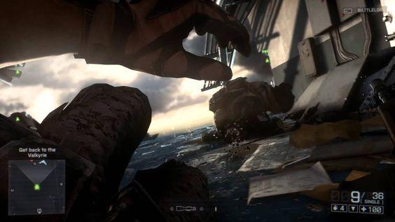 Battlefield 4 Singleplayer Trailer
