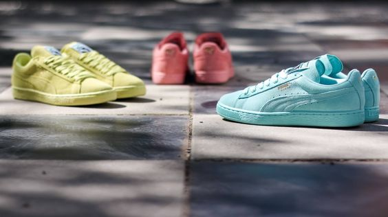 Puma Suede Classic Easter Pack: