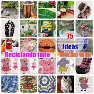 Ideas para el hogar 75 Ideas creativas con paso a paso