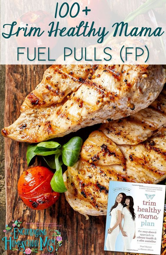 100+ Trim Healthy Mama Fuel Pulls – Low Carb and Low Fat