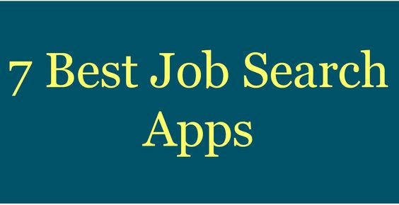 Use your smartphone to be the first to pounce on new job openings - best job search apps