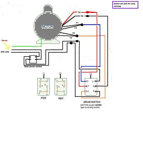 Pin By Hiker On Wiring Diagram Electricity Diagram Electric Motor