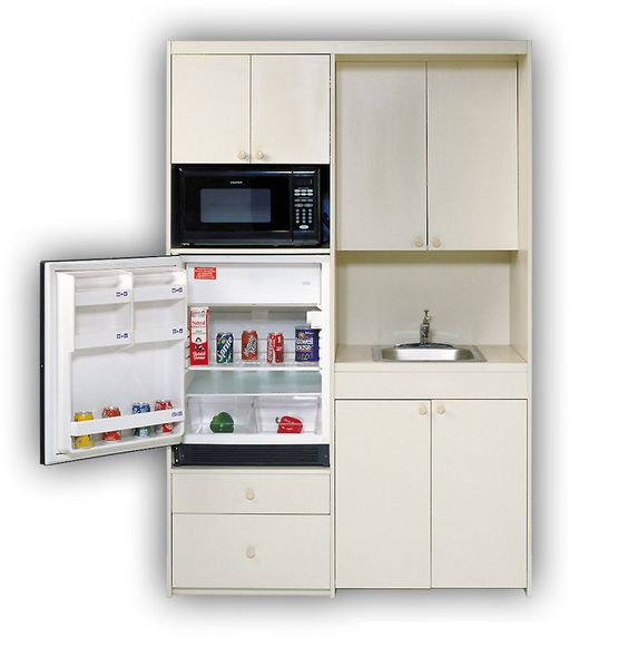 The Top Of The Line Compact Kitchen Is A Kitchenette That Includes  Everything Thatu0027s Typically Found