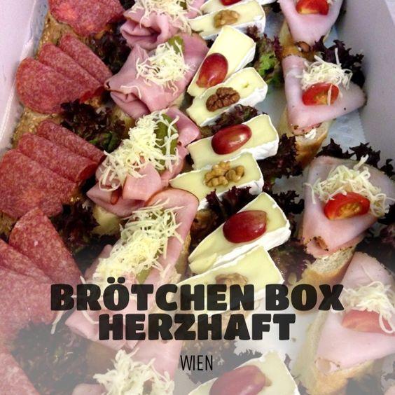 Brötchen Box HERZHAFT