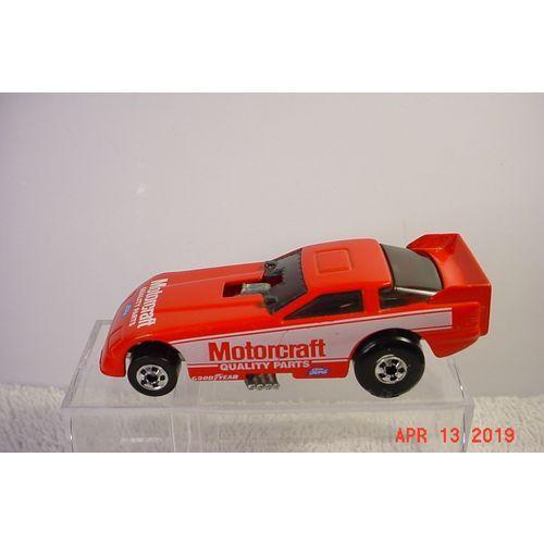 Ford Probe Funny Car Motorcraft Red 1 64 84 1990 Hot Wheels On Ebid United States 179584168 Hot Wheels Ford Probe Car Humor