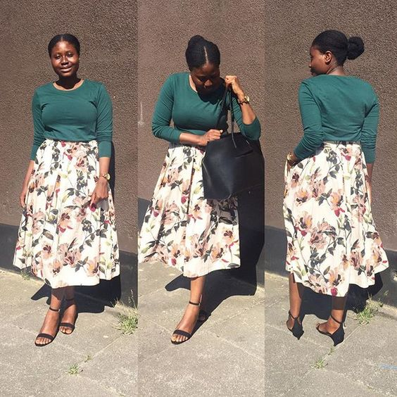 In everything give thanks: for this is the will of God in Christ Jesus concerning you. 1 Thessalonians 5:18 #thanksgivingsunday #happysunday #modesty #fashionblogger