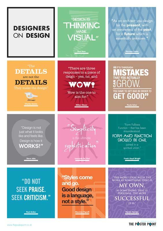 Quotes Design and Creativity – fnmag