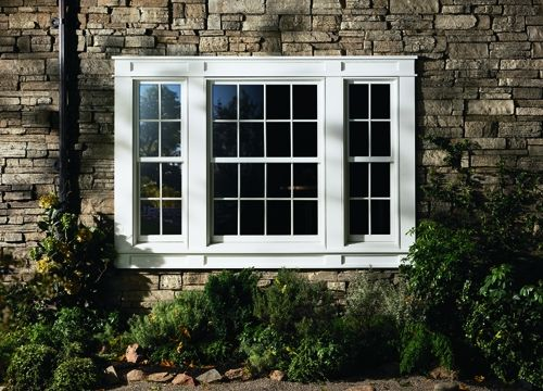 The o 39 jays kitchen windows and middle on pinterest for Colonial window designs