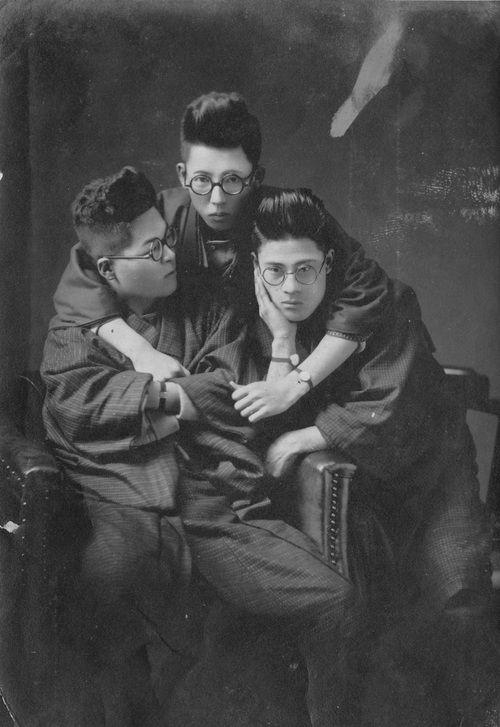 okusamawamajo:  1930's Japan