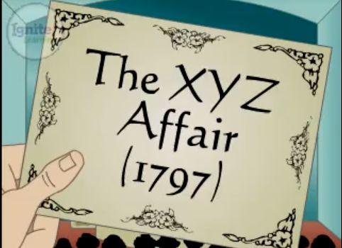 XYZ Affair Clip Art