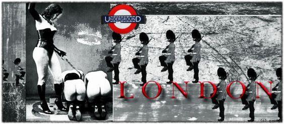 gawaju - london Underground