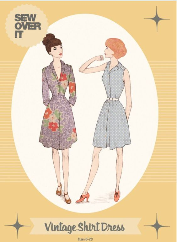 PatternReview Blog > New Sew Over It Collection 2015