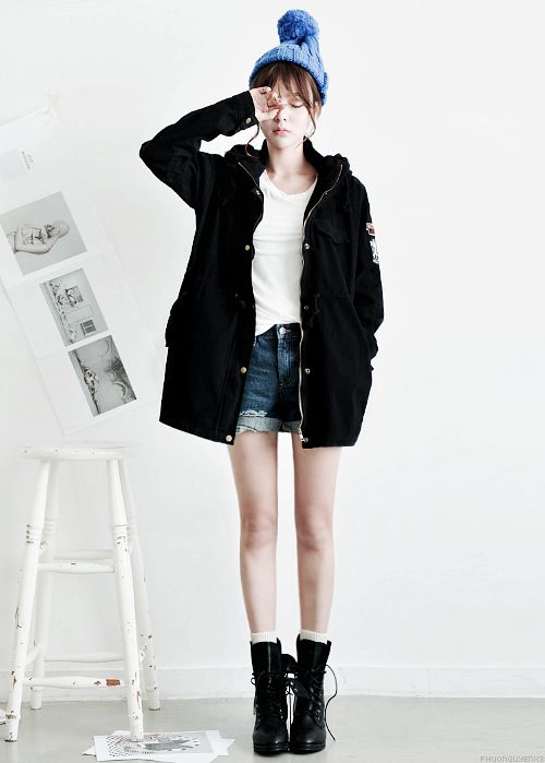 Seoul Of My Heart Korean Fashion Pinterest Ulzzang Korean Fashion And Boots