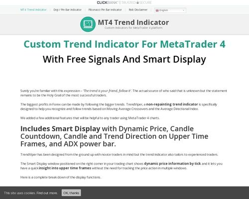 Trend Friend Follow Mt4 Indicator