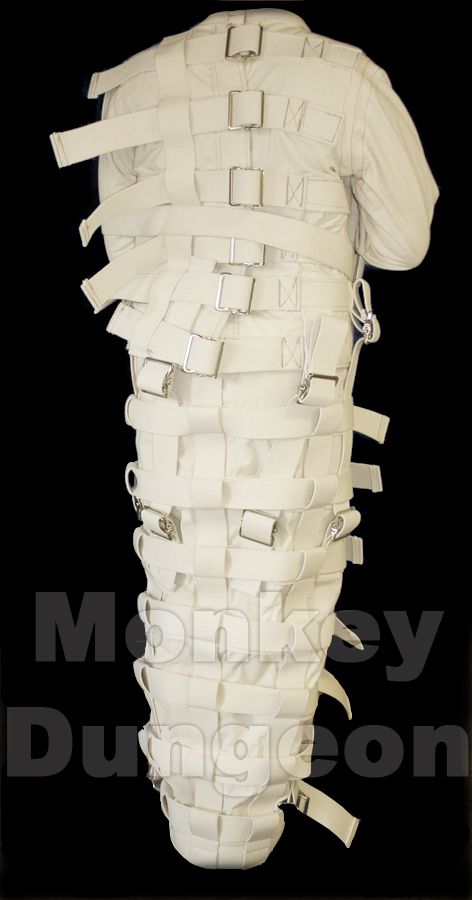Straight Jacket Torture - JacketIn
