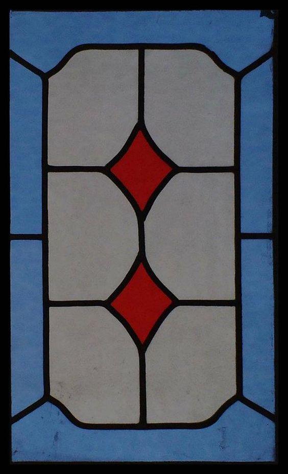 vidriera para ventana
