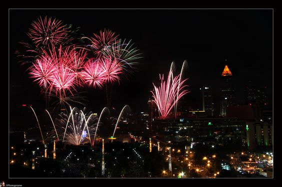 atlanta 4th of july fireworks lenox