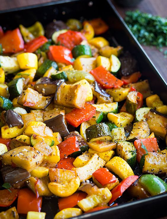 Rustic Ratatouille-Ratatouille is a classic dish and beloved side ...