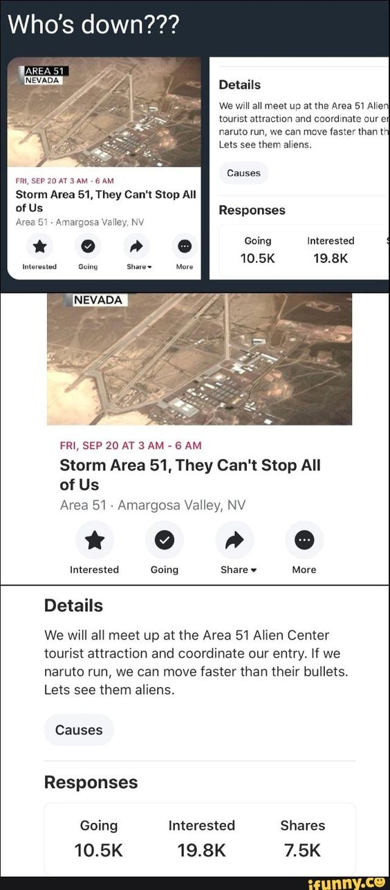 Area 51 or ICE camps