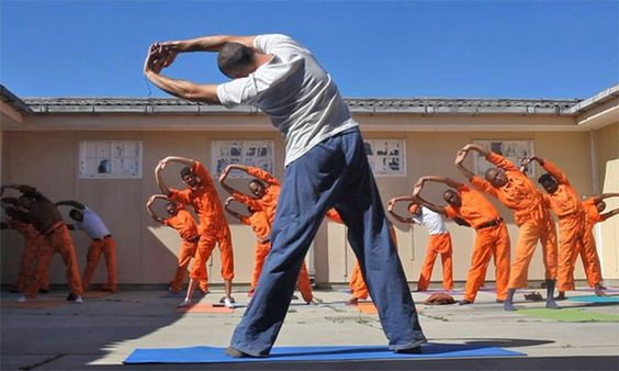 Making Peace in Prison - Yoga and Meditation are having remarkable effects in turning around Prisoner's lives. Could this be the key to rehabilitating offenders?