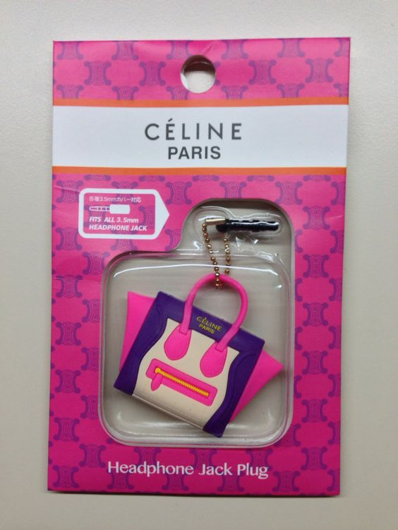 celine pocketbooks - Celine Bag - Mini Luggage Purse Keychain Charm Accessory | Celine ...