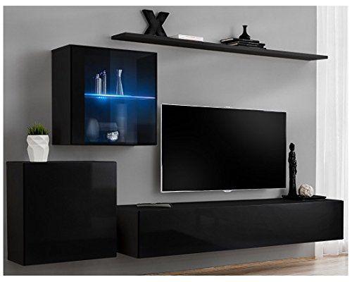 Lumina 15 Modern Wall Cabinet Sauder