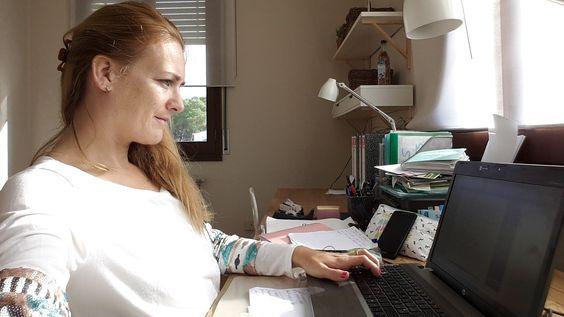 Mientras avanzo en mi formación como emprendedora digital, voy creando mi negocio online